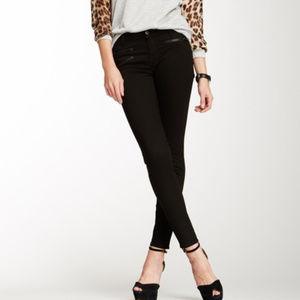 J Brand Zoey Triple Zip Skinny Jean
